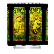 The Four Maidens... Shower Curtain