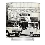 The Frame Gallery Shower Curtain