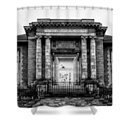 The Free Library Of Philadelphia - Manayunk Branch Shower Curtain