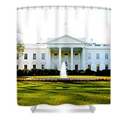 The Front Door Shower Curtain by Greg Fortier