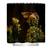The Game Of Nature Shower Curtain