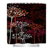 The Garden Of Your Mind 1 Shower Curtain