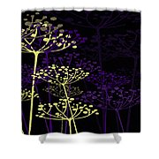 The Garden Of Your Mind 5 Shower Curtain