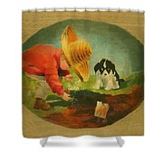 The Gardeners Shower Curtain