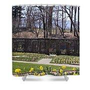 The Gardens At Biltmore Estate II Shower Curtain