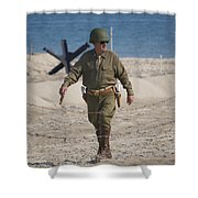 The General Shower Curtain