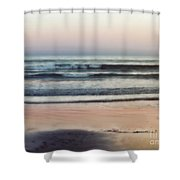 The Gentle Sea Shower Curtain