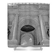 The Gettysburg Pennsylvania State Memorial  3 Shower Curtain