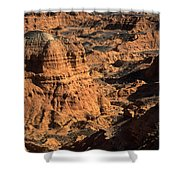 The Gobi Shower Curtain by Anonymous