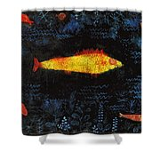 The Goldfish Shower Curtain