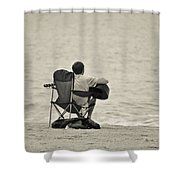 The Good Life Shower Curtain