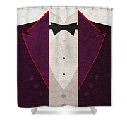 The Grand Budapest Hotel Shower Curtain