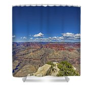 The Grand Canyon--another Look Shower Curtain