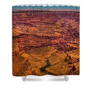 The Grand Canyon  Shower Curtain