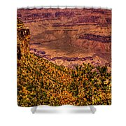 The Grand Canyon II Shower Curtain