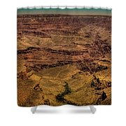 The Grand Canyon IIi Shower Curtain