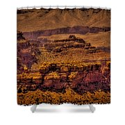 The Grand Canyon Vintage Americana Viii Shower Curtain