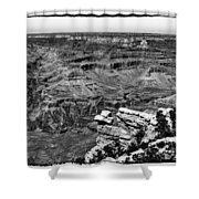 The Grand Canyon Xiii Shower Curtain