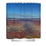 The Grand Grand Canyon Shower Curtain