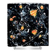 The Graveyard Of Forgotten Ideas Shower Curtain