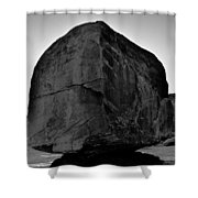The Great Boulder Shower Curtain