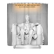 The Great Emancipator Shower Curtain