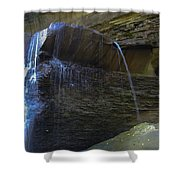 The Great Falls Shower Curtain