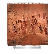 The Great Gallery Shower Curtain