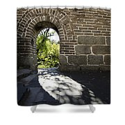 The Great Wall 715a Shower Curtain