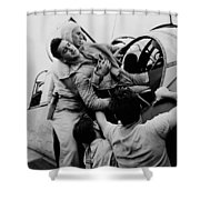 The Greatest Generation Shower Curtain