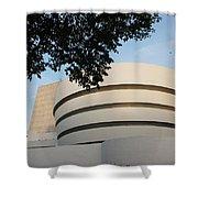 The Guggenheim Museum Shower Curtain
