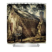 The Gullah Theater At Boone Hall Shower Curtain