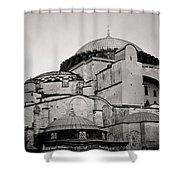 The Hagia Sophia Shower Curtain by Shaun Higson