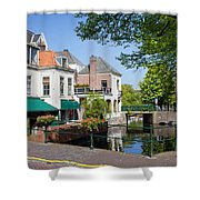 The Hague In The Netherlands Shower Curtain