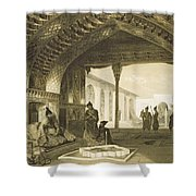 The Hall Of Mirrors In The Palace Shower Curtain
