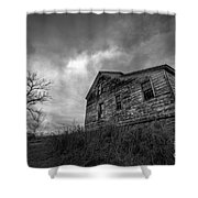 The Haunted Shower Curtain