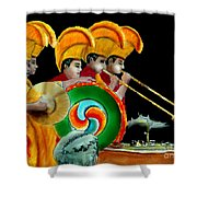The Healing Ceremony Shower Curtain