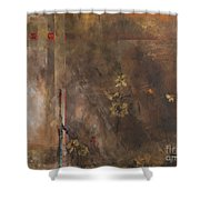 The Heart Is A Lonely Hunter Shower Curtain