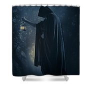 The Hermit Shower Curtain