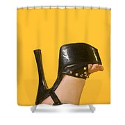 The High Heel Shower Curtain