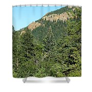 The Hills Shower Curtain