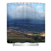 The Hills Of Ashland Shower Curtain