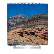 The Hillside Shower Curtain