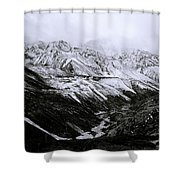 The Himalaya Shower Curtain