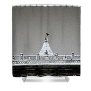 The Hindu Temple Shower Curtain