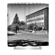The Holland Library - Pullman Washington Shower Curtain