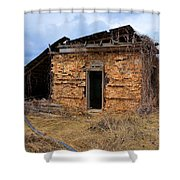 The Homestead 2 Shower Curtain