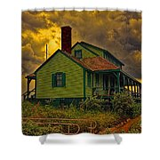 The House Of Refuge Shower Curtain