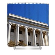 The House Office Building  Shower Curtain