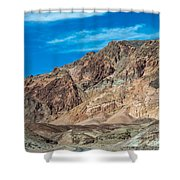 The Hues Shower Curtain